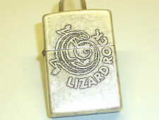 "MARLBORO ADVENTURE TEAM ""LIZARD ROCK"" ZIPPO LIGHTER - 1995 - NEVER STRUCK - NICE"