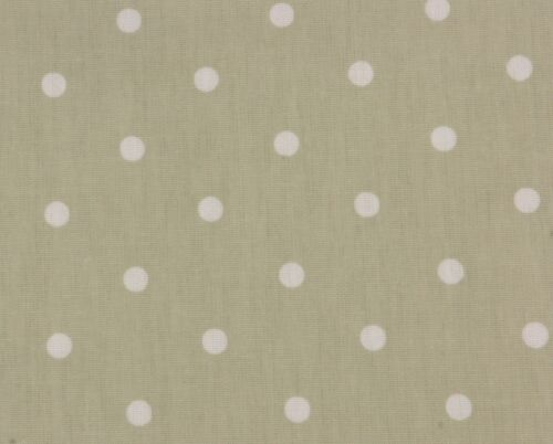 "2.6m//102/""  wipeable green polka dot wipe clean pvc cover oilcloth TABLE CLOTH CO"