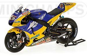 Minichamps 053005 053095 073005 083005 Vélo Yamaha Yzr-m1 Colin Edwards 1: 12e