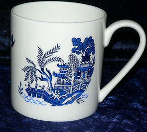 Image Is Loading Blue Willow 1 Pint Bone China Mug Option