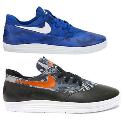 Nike Lunar Oneshot Sb Wc Skater Scarpe Sportivi Sneaker Nero Blue 645019 401 008 Costruzione Robusta