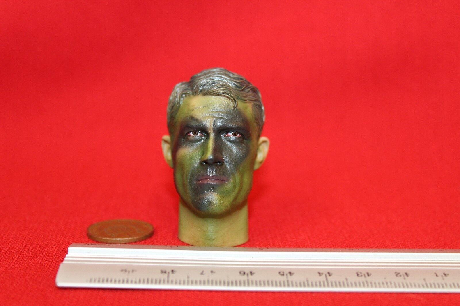 DID DRAGON IN DREAMS 1 6TH SCALE US NAVY HEAD SCULPTOR WEIMY