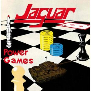 JAGUAR-Power-Games-NEW-LIM-DIGIPAK-ED-NWOBHM-SPEED-METAL-CLASSIC