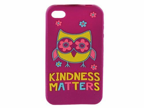 competitive price b2384 d03cd Natural Life Cell Phone Case Kindness Matters Compatible With Iphone4 and 4s