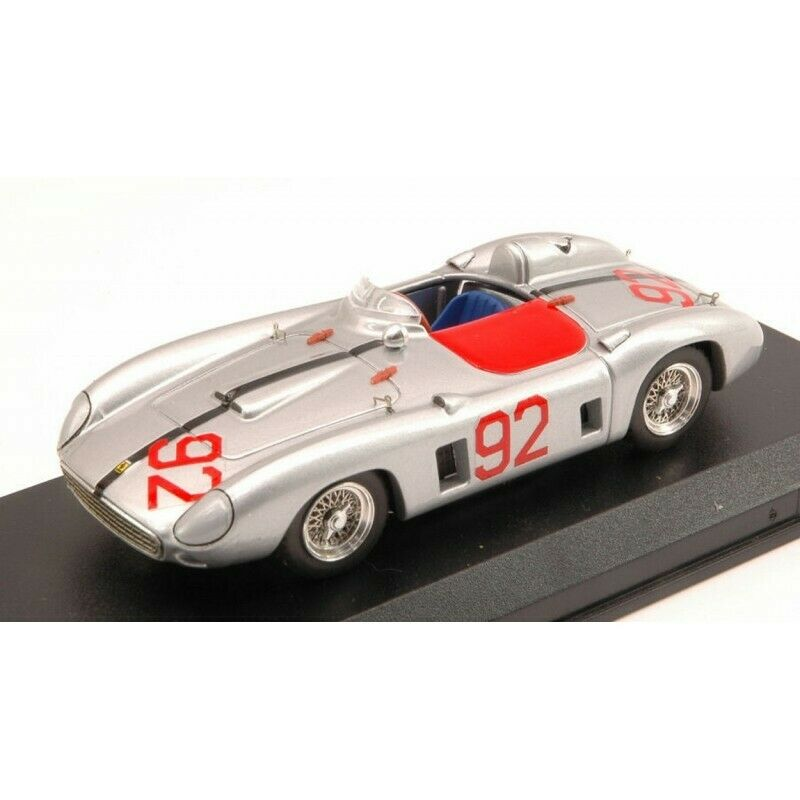ART MODEL AM0199 FERRARI 860 MONZA N.92 NASSAU 1959 J.VON NEUMANN 1 43 DIE CAST