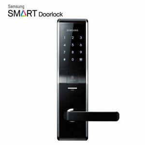 SAMSUNG SHS-H700 Fingerprint Keyless Touch Smart Digital Door Lock w Keys