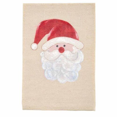 "Mud Pie H0 Farmhouse Christmas 21/""x14/"" Hand Towel 44000044 Choose Design"