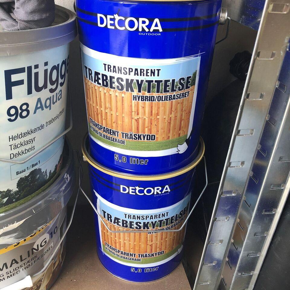 Træbeskyttelse, Decora, 10 liter