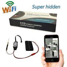 HD 1080P Mini DV DVR Spy Camera WIFI Hidden 1960x1080P Home Video Recorder