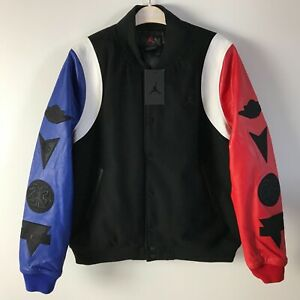 Jordan DNA Varsity Jacket Men's Bomber