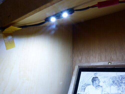 12 Deck Low Voltage 12V LED Landscape Outdoor Garden Pathway Strip Lights IP68