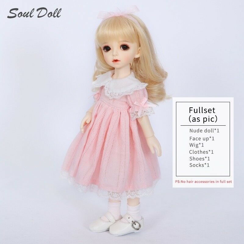 Complête Set Poupée Bjd Recast Rory 1 6 BWY Body Model Bébé Girls Doll Haut