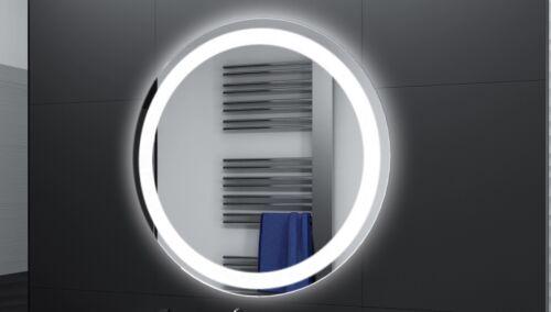 Miroir de Salle environ M Éclairage DEL Salle de Bain Miroir Salle De Bains Miroir Miroir Mural dr21