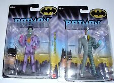 "Batman Dark Knight DC the Joker & Tow Face Action Figures 4 1/2"" Tall New 2008"