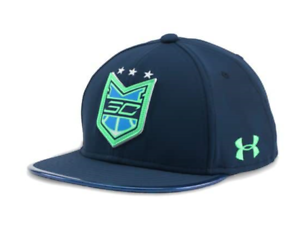 New Under Armour Stephen Curry SC30 Hat Cap - Navy Blue - Youth ... be01df1c6cc