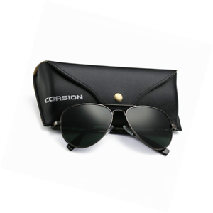 f8b5ed9117 Image is loading Aviator-Sunglasses-Polarized-for-Men-Women-with-Spring-