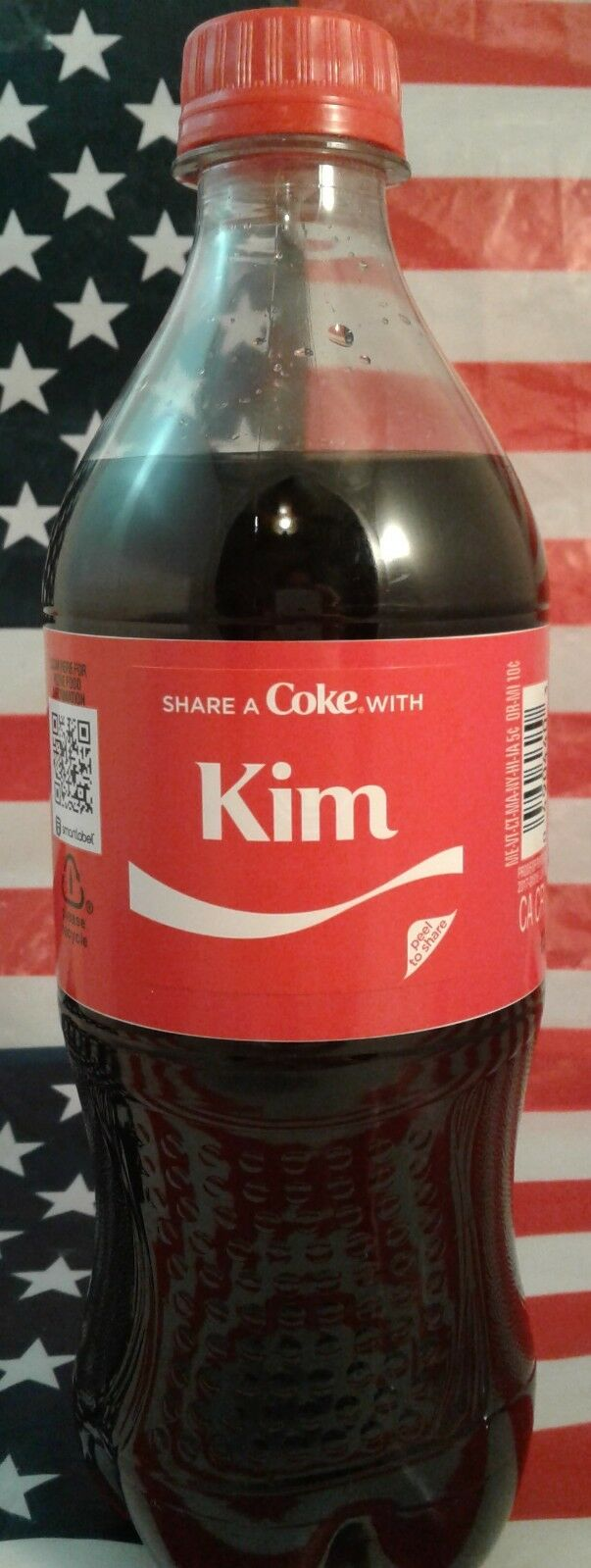 2018 SHARE A COKE WITH MY SOULMATE 12 OUNCE COCA COLA ALUMINUM CAN FULL