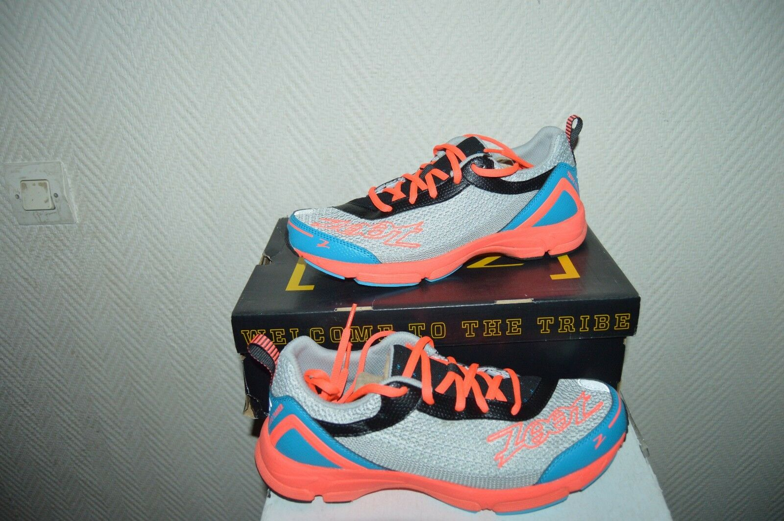 SHOES ZOOT TEMPO  TRAINER RUNNING US 9  40.5 CHAUSSURE COURSE TRIATHLON NEW  convenient