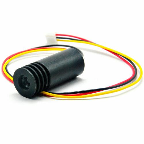 Fokussierbares 830nm 30mw 5V Infrarot IR Laser Dot Dioden Modul mit TTL 0-15KHz