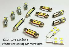 Interior Light LED replacement kit for VW AMAROK 7 pcs COOL WHITE 6000K