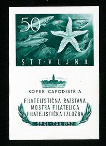 Yugoslavia-Stamps-65a-XF-OG-NH-S-S-Scott-Value-55-00