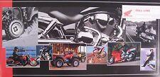 2002 Honda Full Line Motorcycle Brochure Touring Valkyrie Shadow Nighthawk ATV
