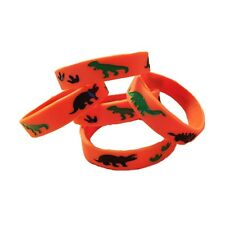 Dinosaurs Print Wristbands - Youth Party Favors