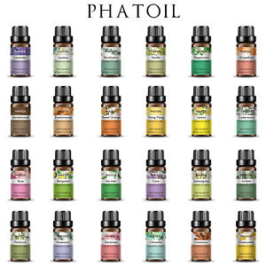 Natural-10ml-Essential-Oils-100-Pure-Aromatherapy-Essential-Fragrance-Aroma-W