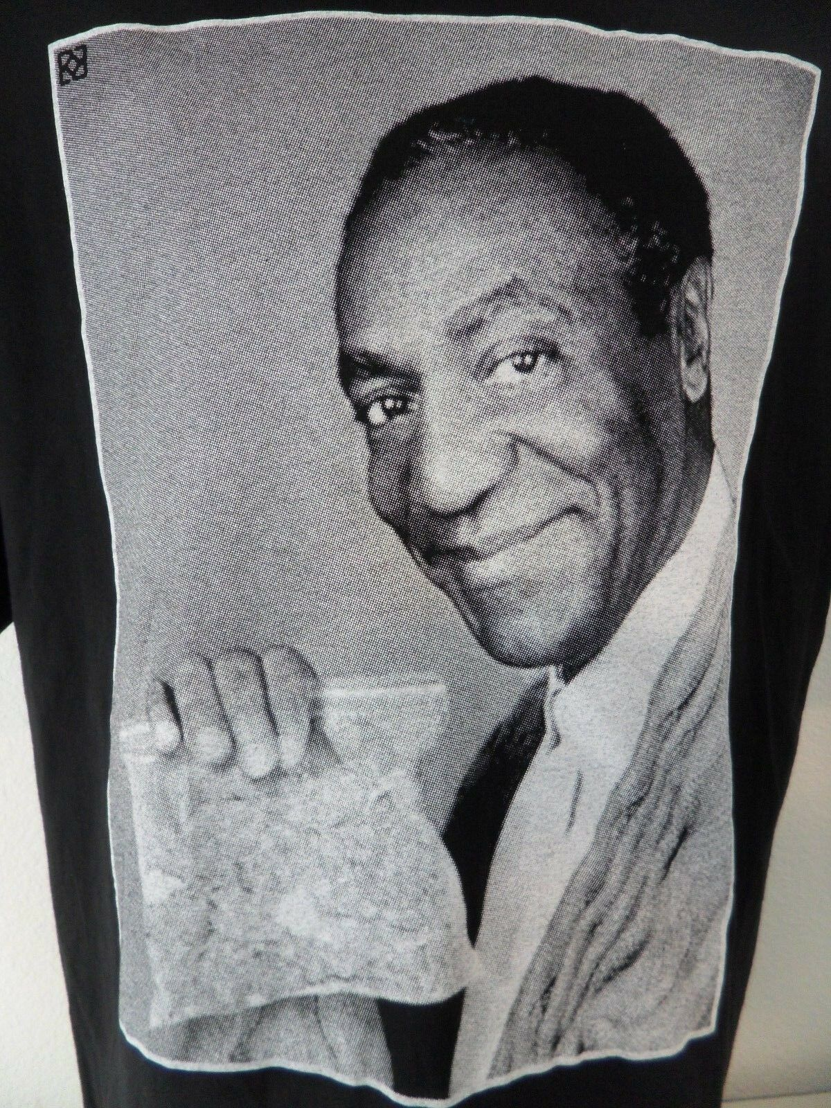 Bill Cosby Holding Bag Of Dope Weed XXL T Shirt Comedian Comedy 8103 Clothing