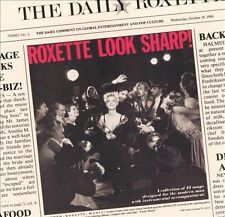 Look Sharp! by Roxette (CD, Apr-1989, EMI Music Distribution)