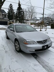Acura CL   S line 2001