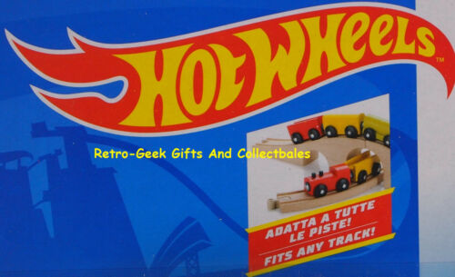 Hot Wheels Rare Hard To Find Wooden Toy Car Various For Wood Track By Mattel