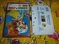 Asterix Kassette MC Folge 14 - Asterix in Spanien - Europa Hörspiel