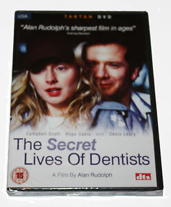 The Secret Lives Of Dentists - by Alan Rudolph -DVD-  NEW & SEALED BOX