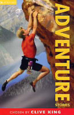 1 of 1 - Good, Adventure Stories (Red Hot Reads), , Book