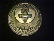 XI WINTER OLYMPIC GAMES COM.SAPPORO JAPAN SKI MAGAZINE!  FREE SHIPPING!  BB60DXX
