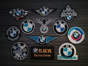 Logo-BMW-Motor-Racing-Car-Motorcycles-Bike-embroidered-patch-Iron-or-Sew-on
