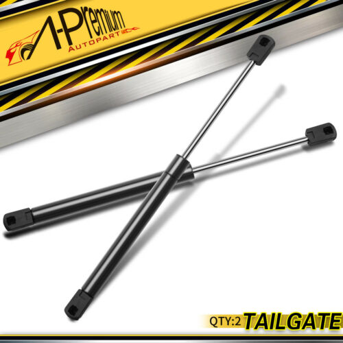 2x A-Premium Tailgate Gas Struts for Chrysler 300C Dodge Charger Stratus 01-2014