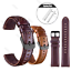 18mm-Quick-Release-Band-Leather-Strap-For-Gen-4-Smartwatch-Fossil-Q-Venture-HR thumbnail 8