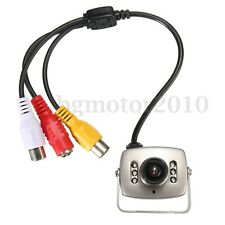 Mini CMOS HD CCTV Camera Security Hidden Spy Cam Recorder LED Night Vision US