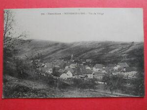 BOURBACH-LE-BAS-Le-Village-VO-1916
