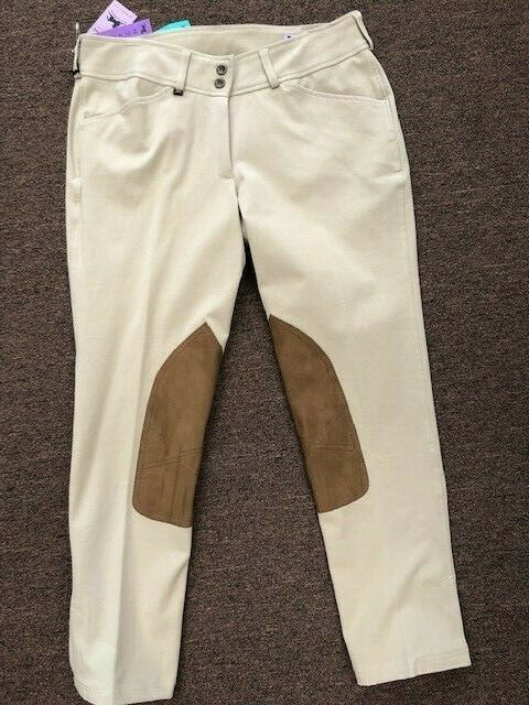 NWT - Closeout RJ Classic Gladstone Euro Seat Knee Patch  Breeches  cheapest