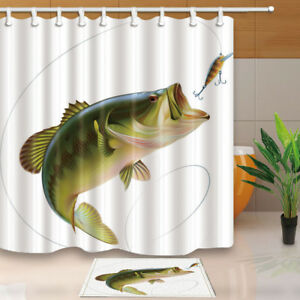 Image Is Loading 3D Printing Fishing Bait With Bathroom Fabric