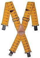 Bucket Boss 61100 Yardstick Ruler LIARS Work Suspenders Tools and Accessories