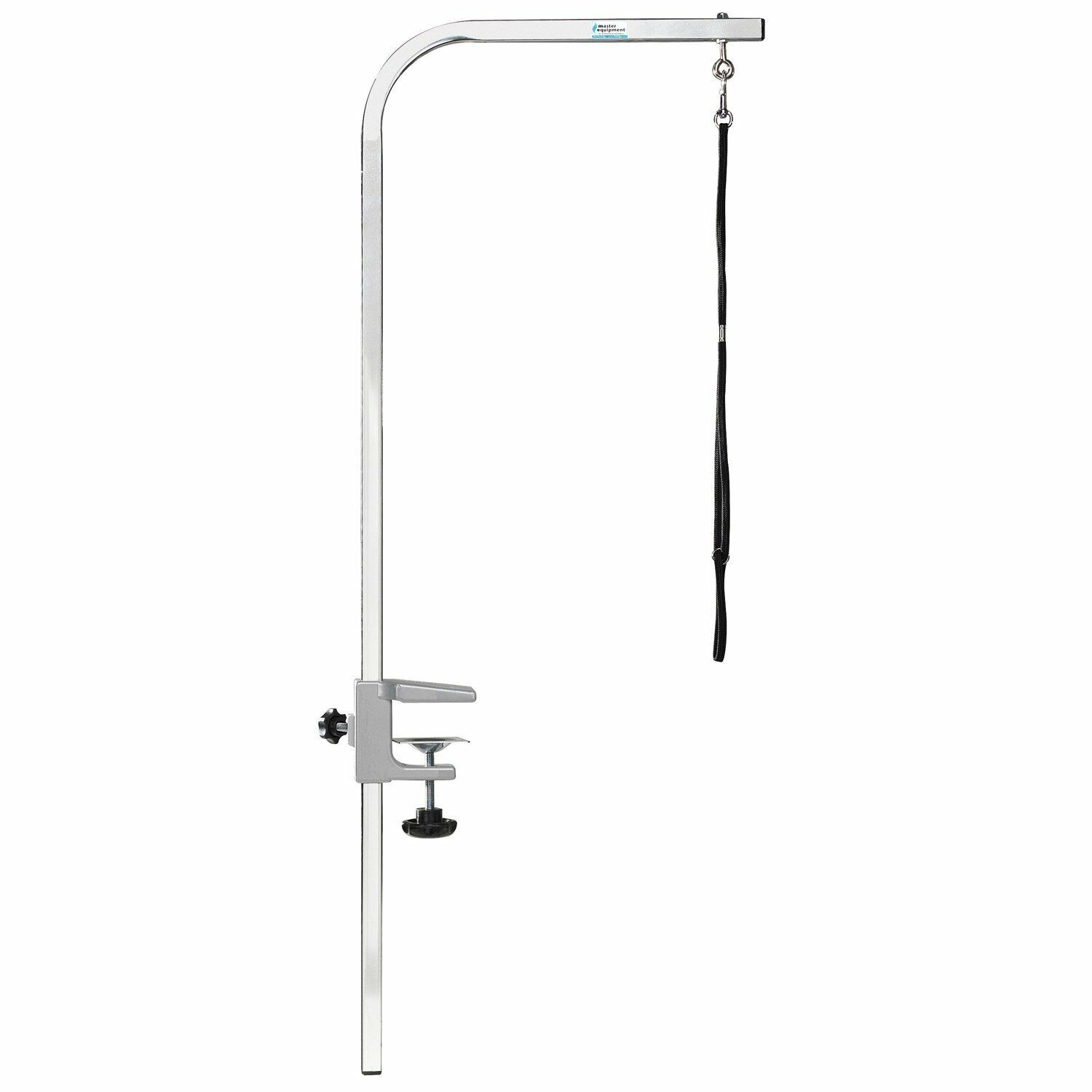 Master Equipment Grooming Arm With Clamp 36 inch Attach To Most Grooming Tables