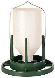 Trixie-LARGE-Aviary-Bird-WATER-Feeder-Dispenser-Or-For-Chickens-5453