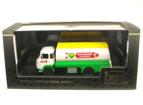 Saviem Saviem Saviem SM8 1974 BP Tanker 02d015