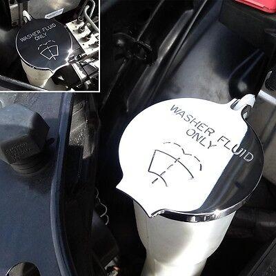 04-10 Billet Washer Fluid Cap Technology Polished Charger 300 JEEP Ram Dakota