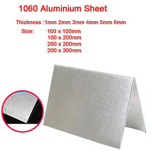Stainless Steel Aluminium Steel Aluminium Sheet Metal Plate Cutting 150x200mm *** FREE DELIVERY ***