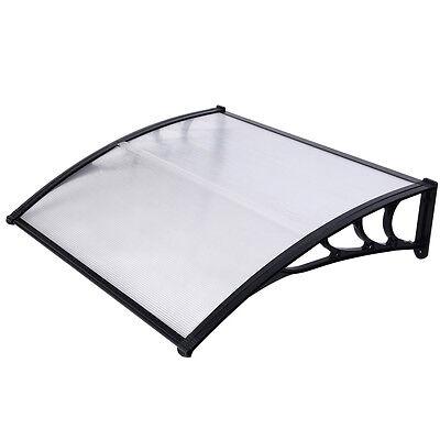 Auvent de porte ou toit marquise paneau d'entrée d'abri ombre protection Canopy